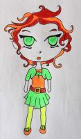 St. Patrick Girl by esmeone