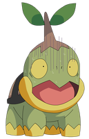 A Turtwig Surprise by Cat333Pokemon