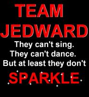 Team Jedward by BedraggledKitty