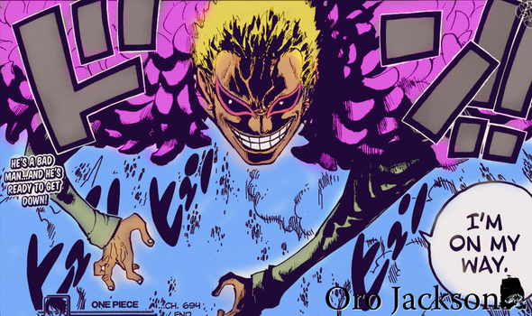 DoFlamingo Is Coming by Freeze1992