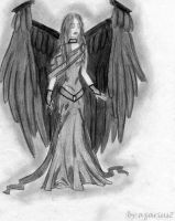my angeL of death by AzariusZ