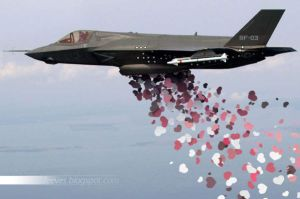F-35 with love by feeves