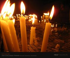 Candles for Peace, 1 by thenonhacker