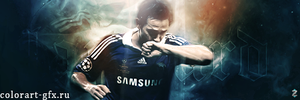 Lampard frank by colorart-gfx