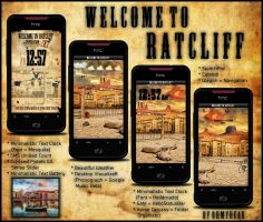 Welcome To Ratcliff Screens by ohmyhead