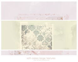 2 soft colors large textures by alhazeen