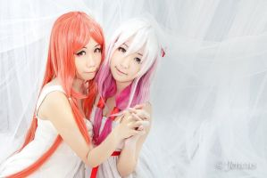 Guilty Crown - Devotion by Wisterillia