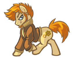 Kurtis 'Kuru' Clockwork by CandyCollie