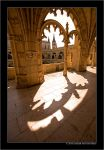 Monastery Shadows by sandervandenberg