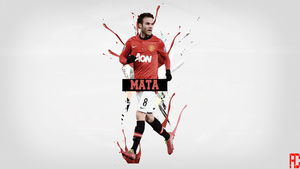 Juan Mata Wallpaper by ANILDD11