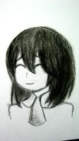 Charcoal Me by redhotcinnamontwist