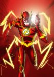 The Flash by Ulics