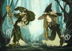 [collab] swamp witches [CLOSED] by nextlvl-adopts