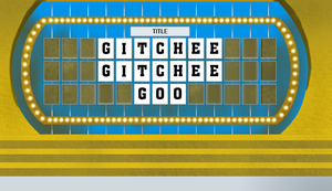 PnF Wheel of Fortune Puzzle 2 by BrendanR85