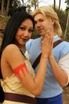 Pocahontas and John Smith Cosplay by Chingrish