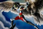 Seiya! by twohand