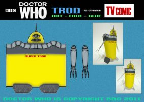 Doctor Who - Trod by mikedaws