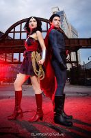 Wonder Woman - Red Son by Mostflogged