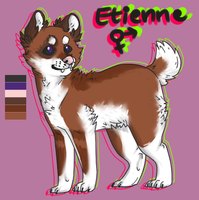 etienne reference by cakenugget