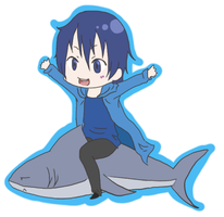 Kuronuma on a SHARK by Erenii