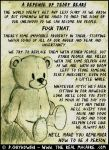 A Defense of Teddy Bears by TheRealMacabre