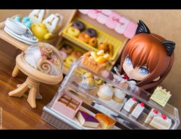 Kurisu's Bakery by ahnpan