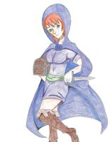 Sheila from the Dungeons and dragons! by therz14