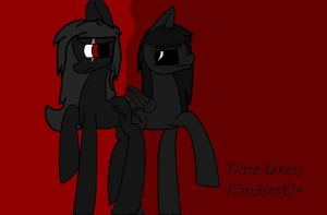 Sisters no more (Read discription) by The-killer-Pony1