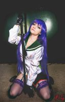 Saeko 1 - Confident and Strong by MisaLynnCLP