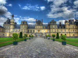 Fontainebleau II by BluePalmTree