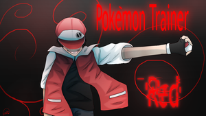 Pokemon Trainer Red by Soft-Ears