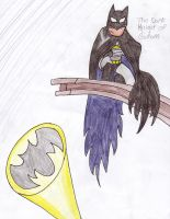 Batman quick draw by Endeavor4ever