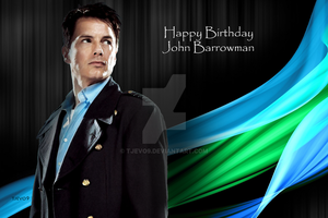 Happy 46th Birthday John Barrowman by tjevo9