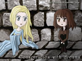 Conspiracies with dreams 8 - art 1 by Artyy-Tegra