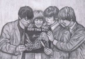 If the Beatles saw BTW by gagambo