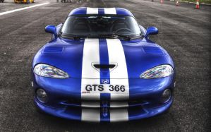 Blue Viper, Tonemapped HDR by FurLined