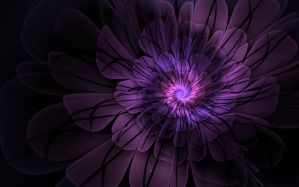 Purple Blossom by DarkMoon689