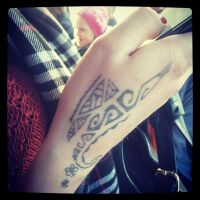 InstaG: The Tattoo by Helkathon