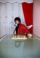 Play my game - Lelouch Lamperouge by Carlos-Sakata