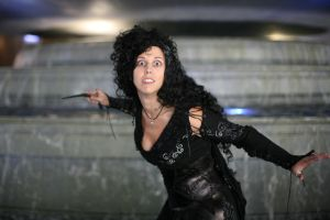 Bellatrix at DragonCon 2010 by JustBetsyCostumes
