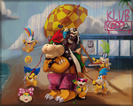 Bowser Day 2014 by CarbonTrap