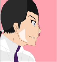 Does he look right? by itachirapist
