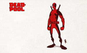 Deadpool animated by TimKelly