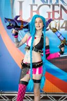 Jinx - League Of Legends by DrikaCPR