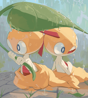 Rainy by HeartGold
