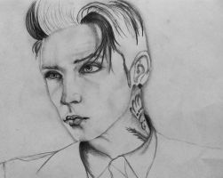 Andy Black Huh? The WIP by KatarinaAutumn