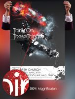 Think On These Things Poster Template by loswl