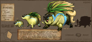 equira:guardian: Bundog by Narsilion