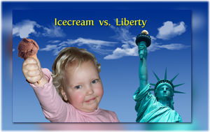Icecream vs Liberty by Bull53Y3