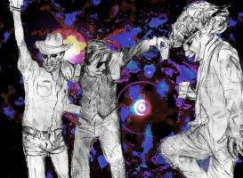 space cowboys by neotenist